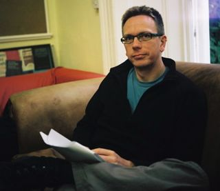 Photograph of Jonathan Webber by Chris Bertram. Click to visit his Flickr pages.