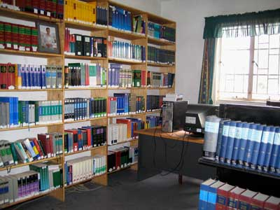 Picture of the Legal Aid Library